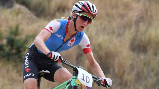 Canadian mountain bikers Pendrel, Smith win Swiss Epic stage race