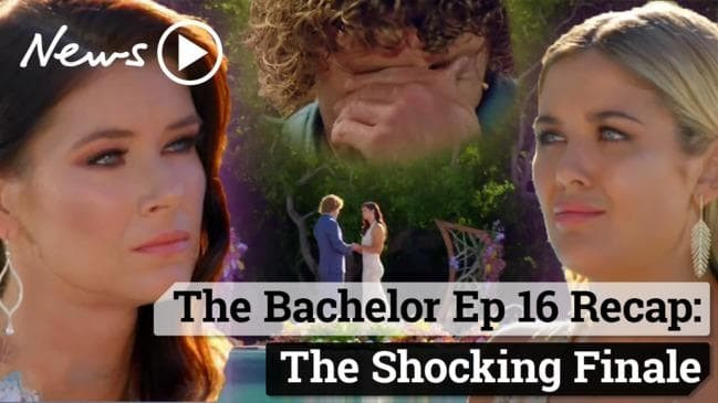 b84b8fae123b The Bachelor  What Nick said to Sophie and Brittany after dumping ...